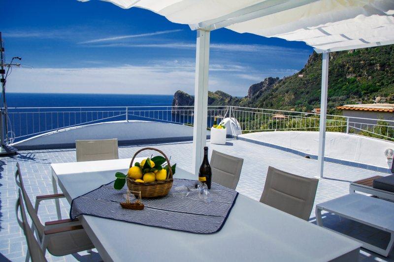 Villa Nesea... Your Italian Dream..., holiday rental in Nerano