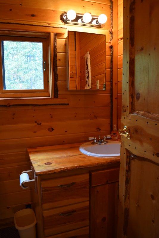 Bathroom 2 - Upstairs