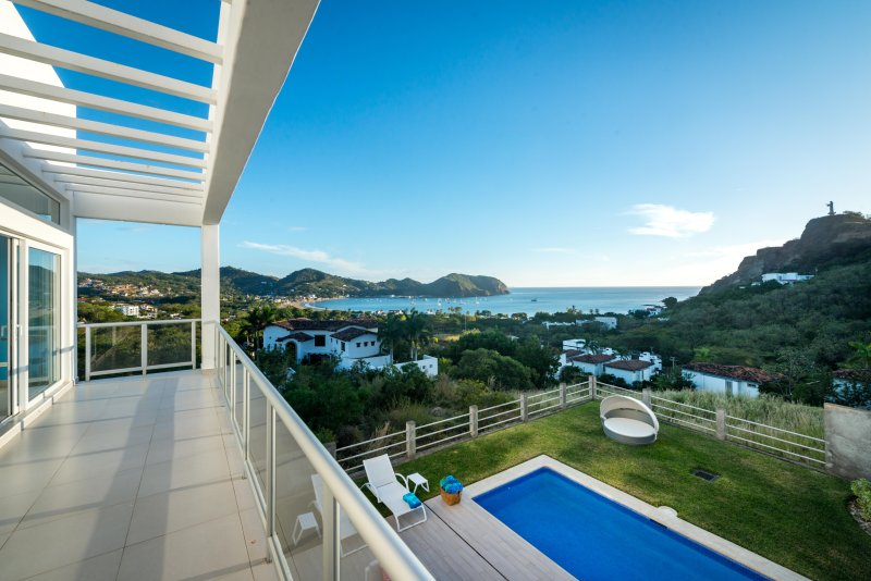 Perfectly situated to the ocean and San Juan del Sur