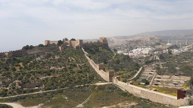 Alcazabar - Almeria