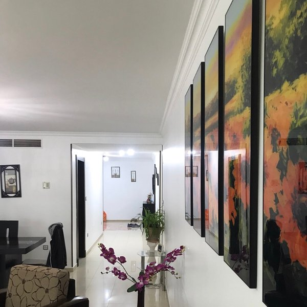 magnifique appartement a louer a mobilart a Oran Algerie vue sur mer, alquiler vacacional en Argelia