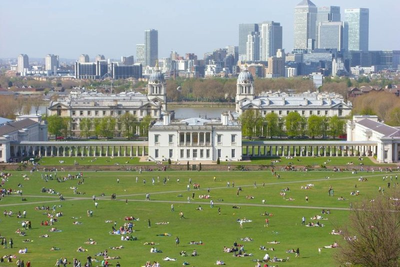 Greenwich is a fantastic day out