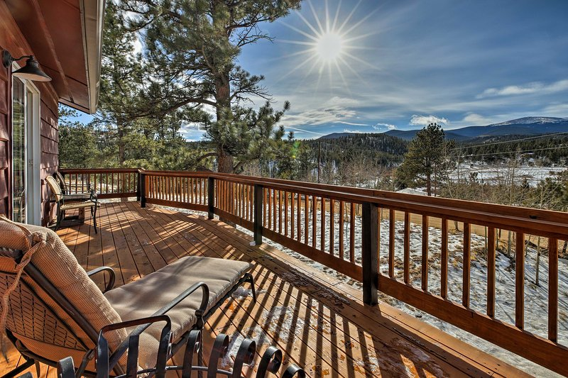 Elevate your Bailey getaway at this 4-bedroom, 2-bathroom vacation rental home!