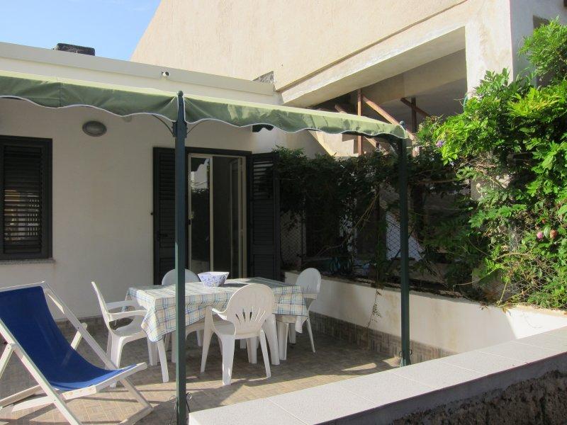 Japigium Casa Vacanze Sauro sul mare, vacation rental in Le Cannella