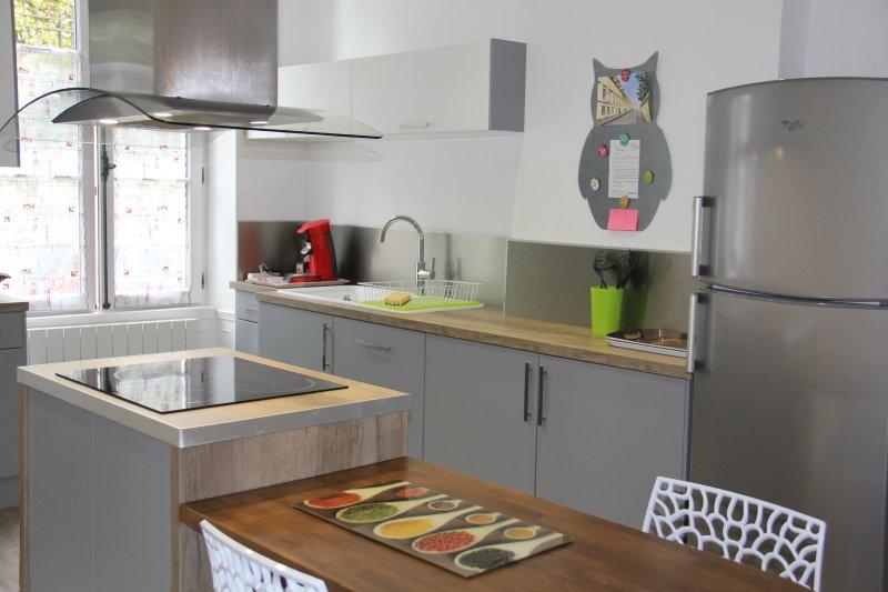 Chez Papoum en Nievre, holiday rental in Jouet sur l'Aubois