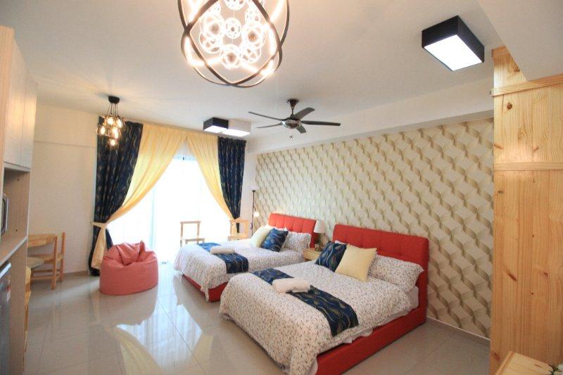 NoZa hips and urban-based studio - [4pax], vacation rental in Klang