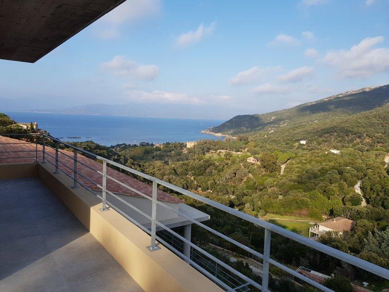 Villa 6 personnes, holiday rental in Belvedere-Campomoro