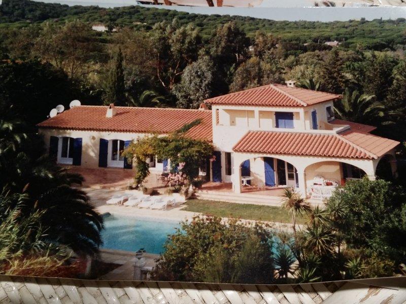 Kerylos, holiday rental in Ramatuelle