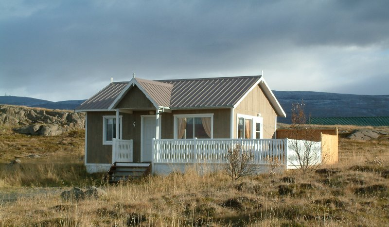 Cozy 2 Bedroom Cabin With Ocean View, alquiler vacacional en Región Nororiental