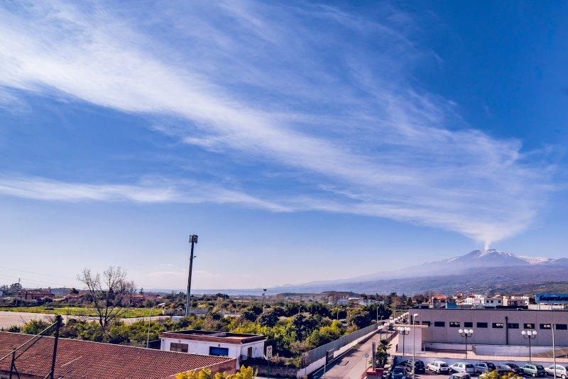 Garzonier panoramica e luminosa, holiday rental in Trappitello