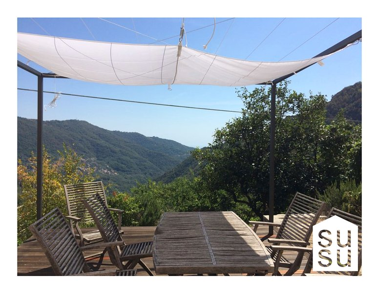 SuSù House, vacation rental in Avegno