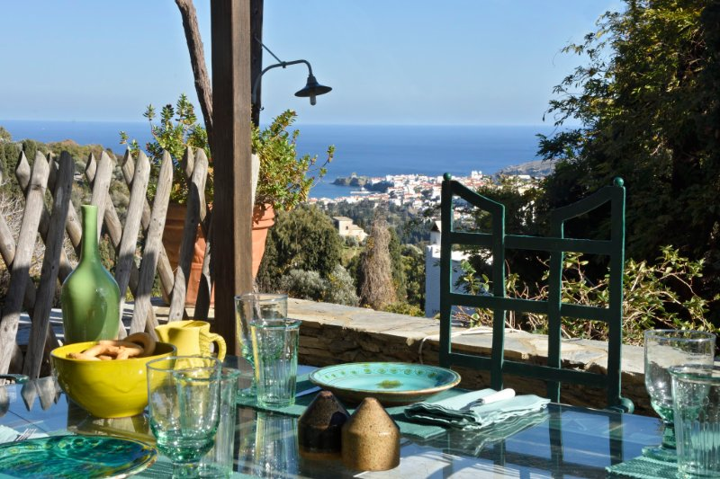 Villa Ortansia - Stylish holidays in Andros island, holiday rental in Apikia