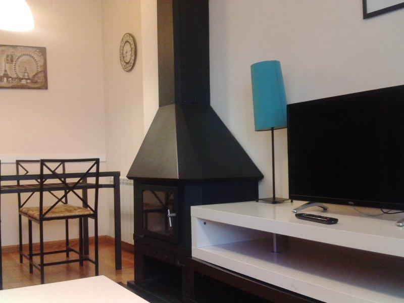 apartamento Valle de Benasque, Castejón de Sos, holiday rental in Bisaurri