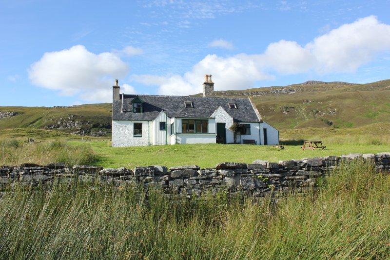 Cadubh Cottage, location de vacances à Little Loch Broom