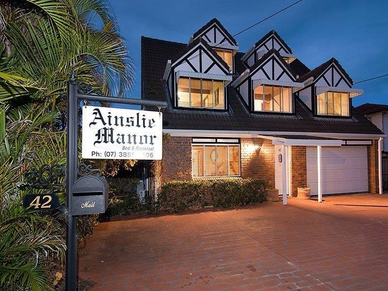 Ainslie Manor.