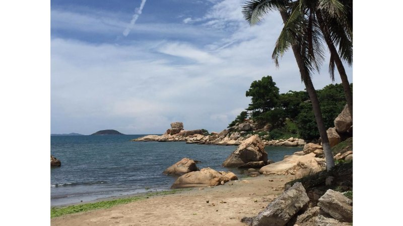 Nha Trang Private Villa Long Beach, holiday rental in Cam Ranh