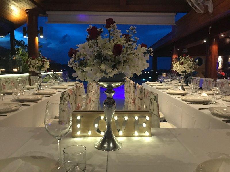 Pre wedding dinner