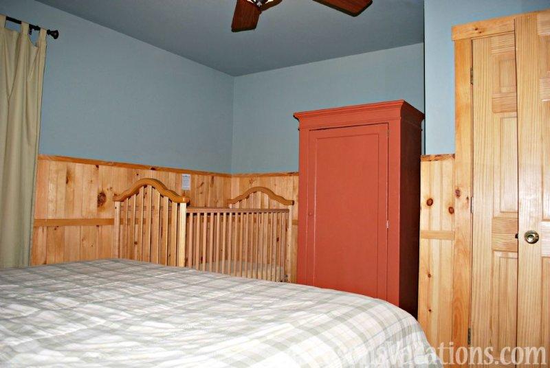 Cuarto dormitorio, Vista adicional