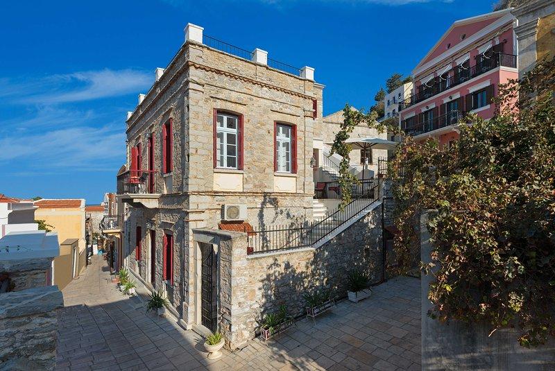 castello venetsiana, holiday rental in Symi