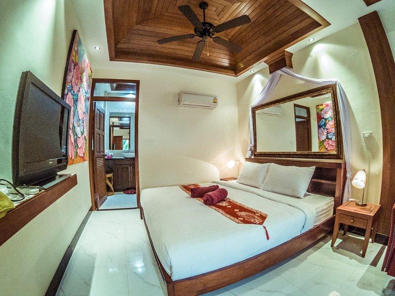 Bedroom nr 4 Apartment nr 2