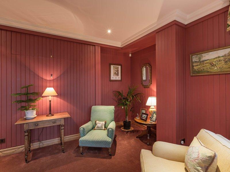 Lower sitting room
