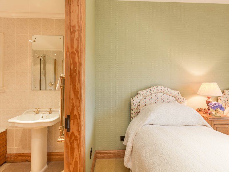 Second bedroom with ensuite