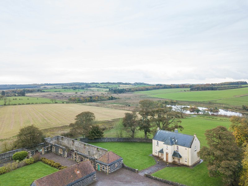 Hall Teasses is part of Teasses Estate- a fully functioning organic livestock & arable farm
