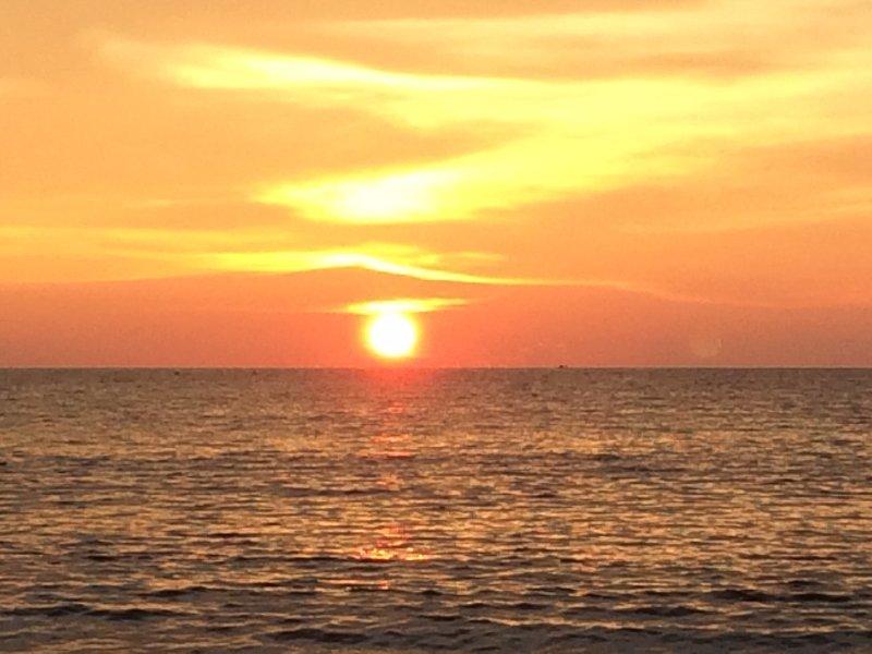 Beautiful Sunsets at Kamala Beach....