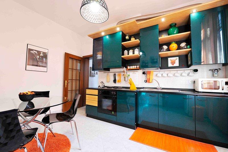 Santamarta, lappartamento per le vostre vacanze veneziane, holiday rental in San Nicolo