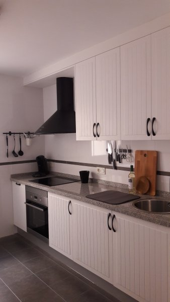 cocina completa equipeted