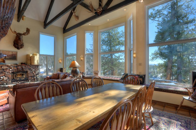 Eagles Nest vacation rental home in Durango Colorado near Purgatory Resort