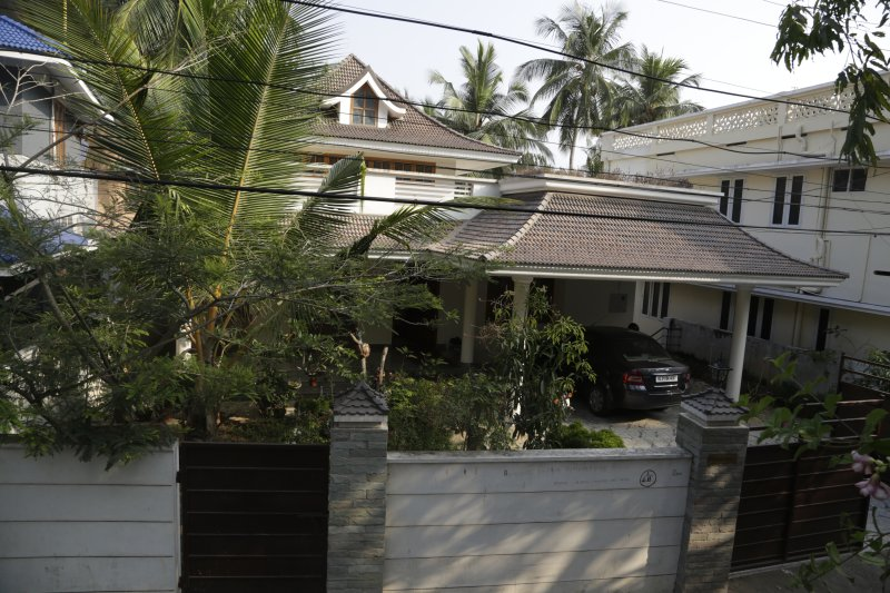 GOPISADHANA  The Paradise - HOMESTAY - Bedroom 1, vacation rental in Kazhakkoottam