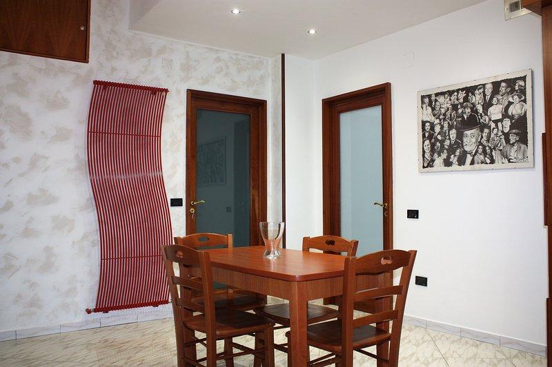 LALLA'S JUNIOR HOME, holiday rental in Bagnoli