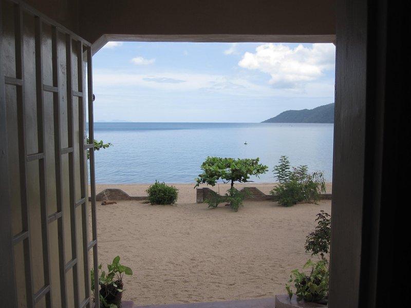 Beach -Side Cottage, alquiler vacacional en Lake Malawi National Park