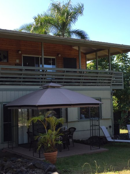 Private apartment at Killino Kona Coffee Farm SPECIAL RATE check us out, holiday rental in Honaunau