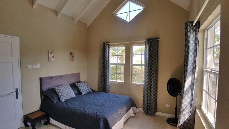 suite chambre principale confortable