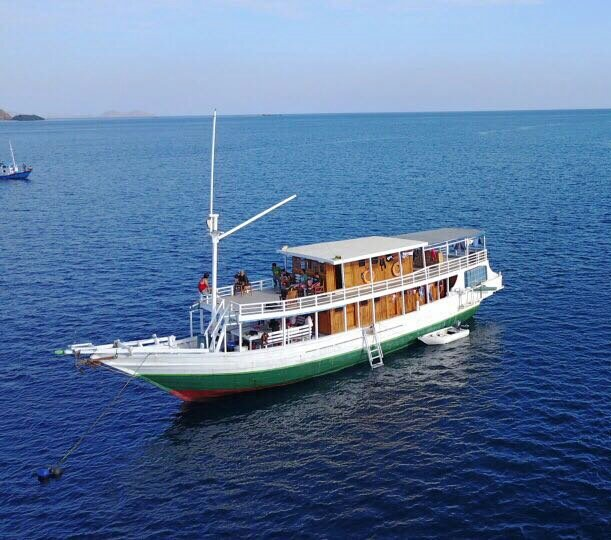 Komodo Excursion from Cruise Ship, holiday rental in Badjo