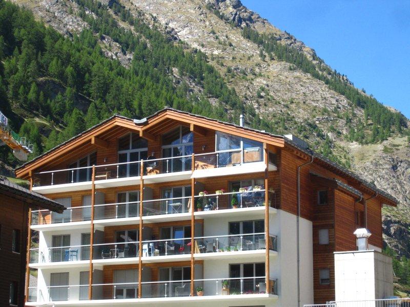 Lodge Studio 315 Zermatt - Mountain Exposure Good Value Apartment Chalet in Zermatt