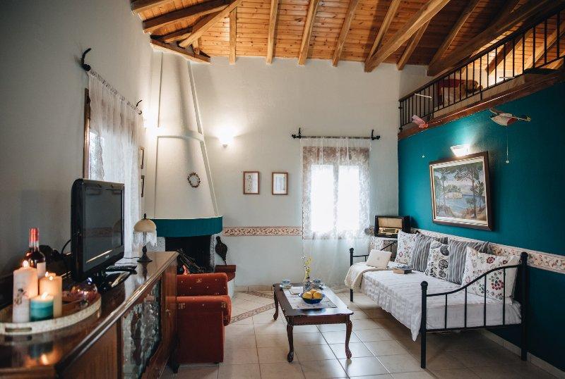 Eleni's Cottage, where the simplicity meets convenience!