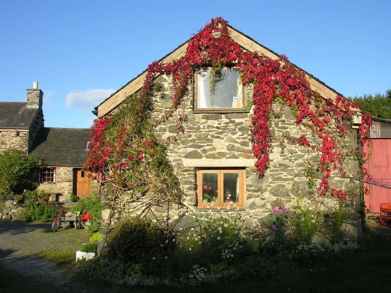Cosy cottage for two in Snowdonia (new refurb), location de vacances à Bryncrug
