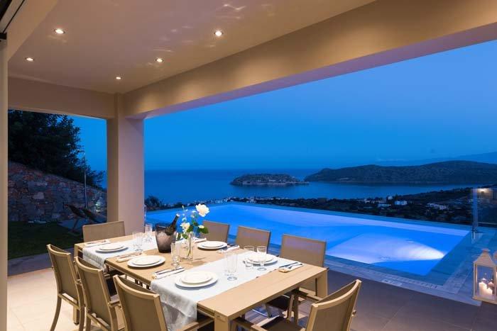 Villa Topaz - Elounda Luxury Villas, holiday rental in Agia Paraskevi
