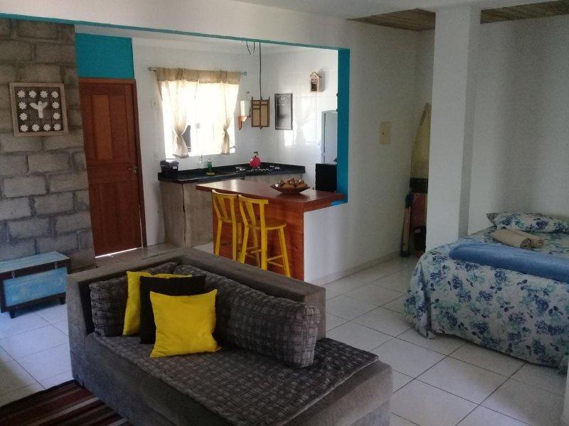 LOFT Florianópolis Island, holiday rental in Sao Joao do Rio Vermelho