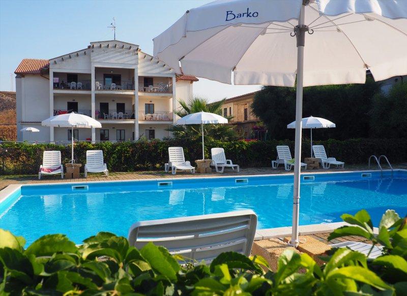 Residence Barko Junior Suite, vakantiewoning in Sellia Marina