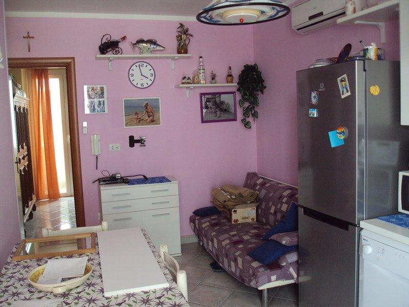 affitto apparttamento per periodo estivo, casa vacanza a Padula Bianca