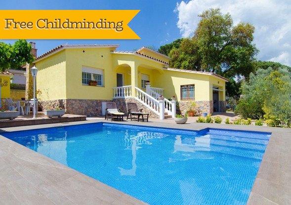 Catalunya Casas: Peaceful Villa Sils, just 20 km from Costa Brava beaches!, holiday rental in Santa Coloma de Farners