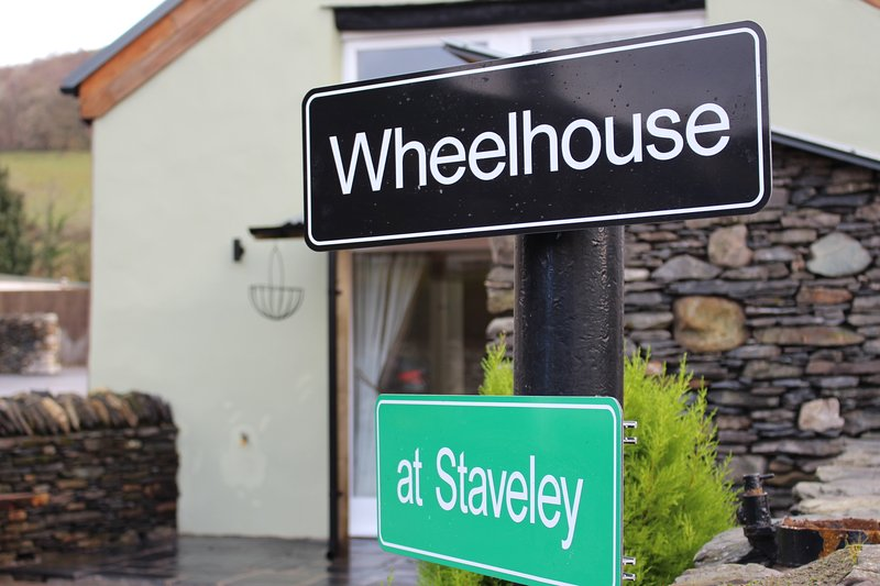 The Wheelhouse at Staveley - Character Holiday Home in Staveley with Sauna – semesterbostad i Kendal