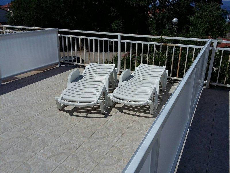 A2 (2 + 2): terraço