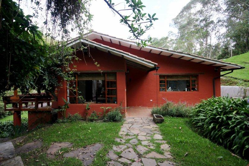 El Molino de la Hacienda Zuleta, alquiler de vacaciones en Ibarra