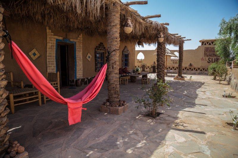 kasbah luna del sur está ubicada en la carretera une Erfoud con Merzouga., casa vacanza a Rissani