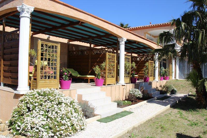 Appartement Agatha Le Clos Saint Jean, location de vacances à Torreilles